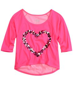 Justice Clothes for Girls Outlet | ... Sweatshirt | Girls Tops ...