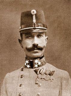Eduard von Böhm-Ermolli was the only retired general rank officer of WW1 to…