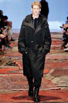 Y-3 Fall 2012 Menswear