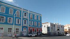 Sao Vicente Cape Verde islands