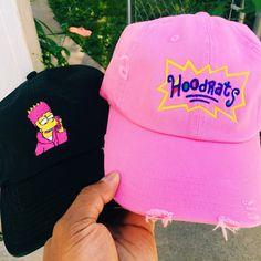 Image of Hoodrats Dad Hat