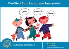 Affordable #Language Services, #Interpretation Services #Denver http://www.bestlanguagessolution.com/ #Bestlanguagessolution becoming a #sign language #interpreter in Denver with best quality interpretation and translation services.