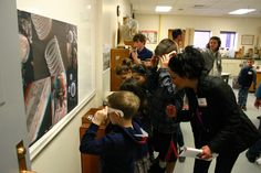 "On April 23, 2015, Reclamation participated in the ""Bring Your Kids to Work Day"" at various Bureau offices. The children got to learn about the mission and programs of the Bureau with ""hands on"" demonstrations and activities."