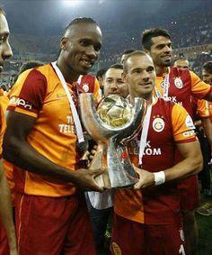 The Champions...