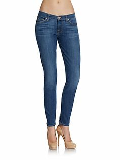 Gwenevere Skinny Jeans