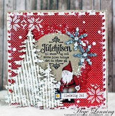 papirdesign-blogg Advent Calendar, Shabby Chic, Holiday Decor, Christmas, Home Decor, Art, Xmas, Art Background, Decoration Home