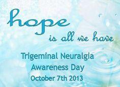 Trigeminal Neuralgia Awareness Day