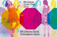 3-D Three Dresses: Part 2