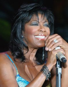 Natalie Cole - 1975...1st African American to win The Best New Artist Grammy Award.