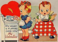V IN TA GE V AL EN TI NE x used (signed) mechanical valentine card. No envelope, no scrapbook residue, has bends throughout. My Funny Valentine, Vintage Valentine Cards, Vintage Holiday, Valentine Day Cards, Vintage Ephemera, Vintage Cards, Vintage Postcards, Vintage Images, Retro Vintage