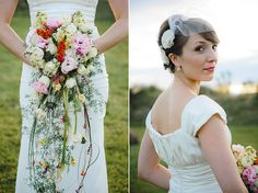 those flowers! Waterbrook Winery Wedding » ali walker > eastern washington documentary photographer