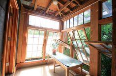 Sun room, tilt windows, green house, potting shed, conservatory