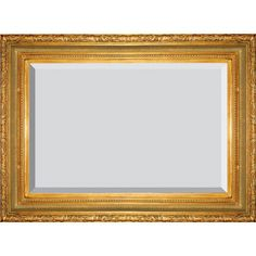 XL Large Classic Contour Gold Wall  Mantle Mirror Home- Office,59'' x 71''.  #Handmade #Ornate