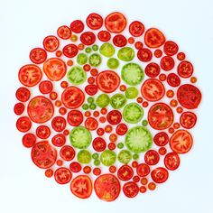 Low-Commitment Projects – Tomato colour blindness test