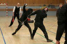 Winning strike from a fight at the Copenhagen Open 2015