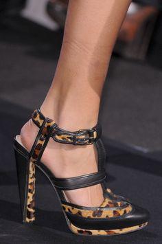 Diane von Furstenberg at New York Fashion Week Fall 2013