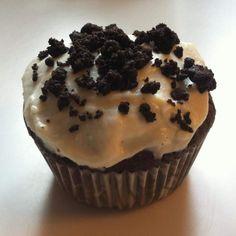 Rezept Oreo-Muffins von xx - Rezept der Kategorie Backen süß