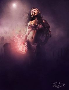 Photo: Good Morning Magic Fans! I'd like to introduce myself as a new moderator of this page. I'll be posting under the name ~Rowena~ My favorite Planeswalker is Liliana Vess! Comment with your favorite Planeswalker below!