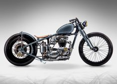 Powerplant Triumph Bobber…
