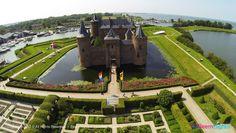 kasteel Muiderslot,Noord Holand.
