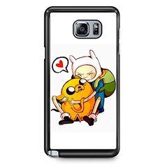 GEBLEG-Adventure Time Best Buds Samsung Galaxy Note 5 Cases Hard Plastic Material with Black Frame Gebleg http://www.amazon.com/dp/B0187DNOMC/ref=cm_sw_r_pi_dp_qOoywb0XTAR8J