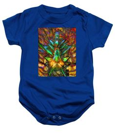 Baby Onesie - Abstract Sketch 1340