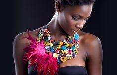 """Christie Brown Accessories Collection, Accra Ghana - African Designers & Models - Part 2- Funky Fashions - Funk Gumbo Radio: http://www.live365.com/stations/sirhobson and """"Like"""" us at: https://www.facebook.com/FUNKGUMBORADIO"""