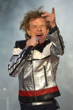 Mick Jagger - London; 22 May 2018