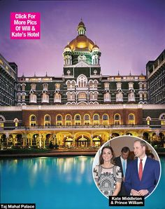 PICS] Kate Middleton & Prince William's Hotel In India: See $6,500 ...