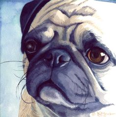 pet portraits by Teresa Kogut