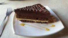 Torta mouse de chocolate!