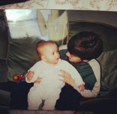 Louis with fizzy