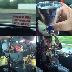 Oops #girlsnightout #roadtrip #cakes #prosecco #breakfast