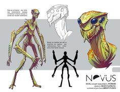 This scout chast was supposed to be a light mobile version with a lot of Nodules that would help read the environment and send signals over long distances. For a new card game NOVUS. www.kickstarte...
