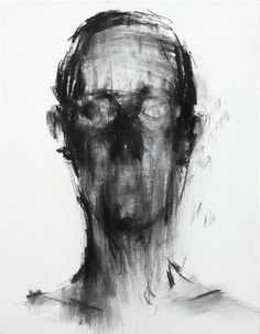 ghost in the machine - Charcoal Drawings by KwangHo Shin ----  This is by far the most repinned image on my boards.
