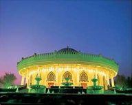 Tashkent, Uzbekistan at night
