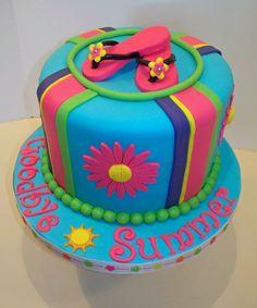 Summer Cake, pretty colors