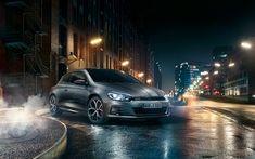 VW Scirocco GTS on Behance