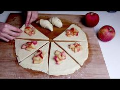 Extrem de rapid și ușor! fara oua, fara unt! # 455 - YouTube Mug Recipes, Apple Recipes, Real Food Recipes, Dessert Dips, Pie Dessert, Dessert Recipes, No Bake Pies, No Cook Desserts, Baked Apples