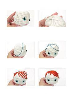 DENİZKIZI Booties Crochet, Amigurumi Toys, Crochet Toys, Crochet Projects, Dolls, Inspiration, Design, Style, Crochet Animal Amigurumi