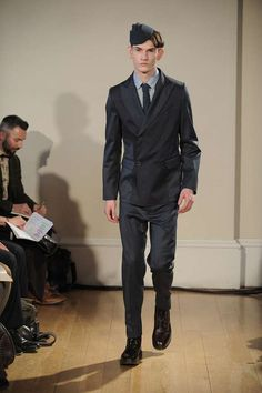 The Lou Dalton Fall/Winter 2012 Line is Army Couture