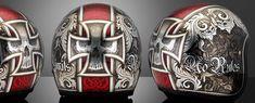 casco custom helmet unexpected germanika