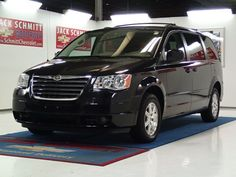 2008 Chrysler Town & Country, 121,744 miles, $7,977.