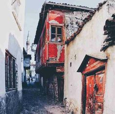 Old houses-Ankara-Turkiye