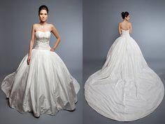 Angel Rivera Bridal Gown