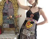 Jungle Gypsy dress