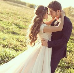 An Instagram Guide To Jessa Duggar And Ben Seewald's Beautiful, Repressed Wedding