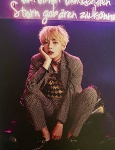 [Blood Sweet And Tears] BTS - Taehyung