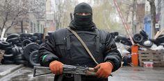 WORLD: Pro-Russian gunmen ignore Kiev deadline