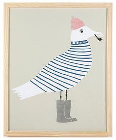 Sammy Seagull by Wayne Pate
